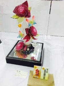 2016 彩の国ケーキショー 金賞 受賞作品
